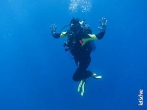 No Dia Mundial do Meio Ambiente, a Revista DUE levará um seguidor para um Batismo de Mergulho