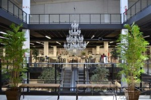 Palato é inaugurado e traz novo conceito em compras à parte alta da cidade