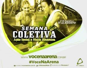 Academia em Maceió realiza Olimpíadas com Ações Sociais