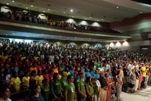 Alagoano palestra no Maior Congresso de Empreendedorismo para Jovens do Brasil