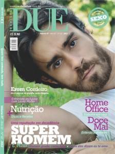 Revista DUE lança 7ª edição nesta segunda-feira