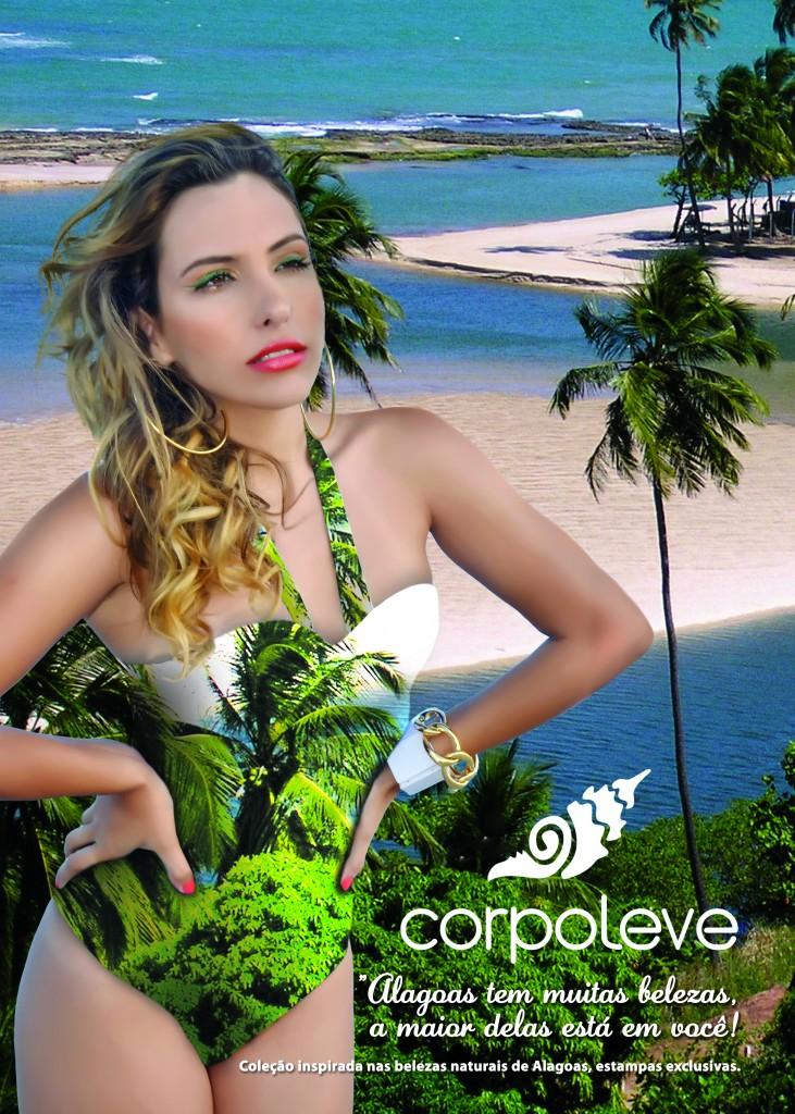 Alagoas é Homenageada por marca referência em Beachwear