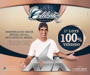 O Maior Réveillon All Inclusive do Brasil – Réveillon Celebration 2013