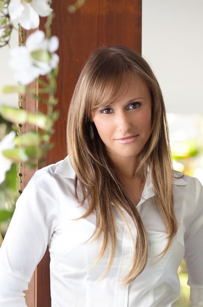 Alessandra Lendaro Vighi, retorna da Italia repleta de novidades
