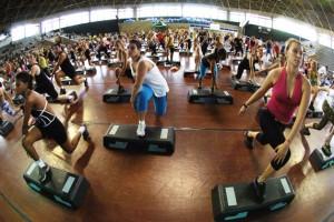 Aulão de Body Step acontece neste sábado em Maceió